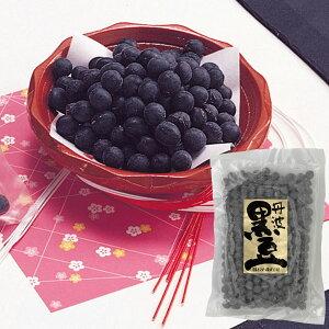 【冬季限定】丹波黒豆(200g)【ムソー】【年末年始好適品】