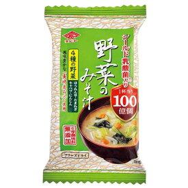 シールド乳酸菌入り 野菜のみそ汁(11.5g)【チョーコー】