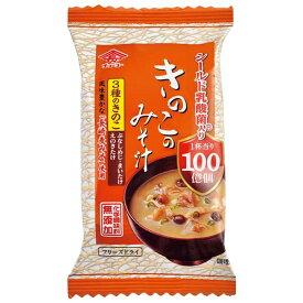 シールド乳酸菌入り きのこのみそ汁(11.6g)【チョーコー】