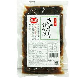 国産きゅうり諸味漬(国産有機きゅうり使用)(100g)【海の精】