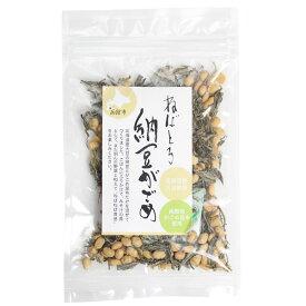 ねばとろ納豆がごめ(25g)【道南】