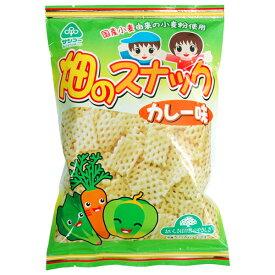 畑のスナック・カレー味(55g)【サンコー】