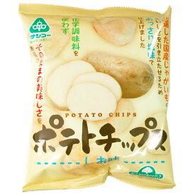 ポテトチップス・しお味(60g)【サンコー】
