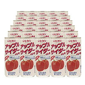 【まとめ買い】オーガニック アップルサイダー+レモン(250ml×30本)【ヒカリ】□