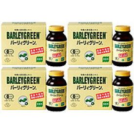 【サンプルプレゼント】【送料無料】有機大麦若葉エキス バーリィグリーン 粒タイプ(90g×2)【4箱セット】【日本薬品開発】【いつでもポイント10倍】
