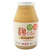 麹ぐると(ゆず)・米発酵飲料(150g)【グッチートレーディング】