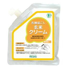 有機的絲綢米奶油 (管容器) (200 克)