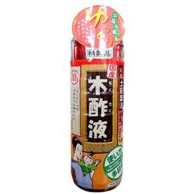 木酢液(もくさくえき)(550ml)【オーサワジャパン】