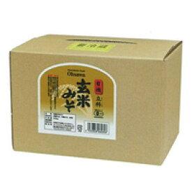 有機立科玄米みそ(3.6kg)【大容量商品】【オーサワジャパン】
