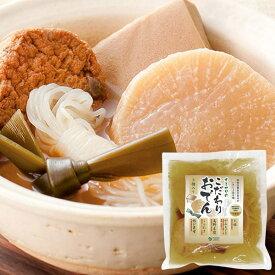 【冬季限定】オーサワのこだわりおでん(5種入り)(370g)【オーサワジャパン】