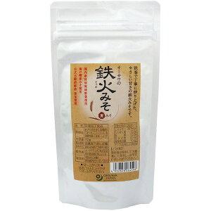 オーサワの鉄火みそ(麦みそ)袋入り(70g)【オーサワジャパン】