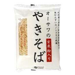 osawa的炒面(進入糙米粉)乾面條(160g)