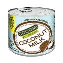 ココミ オーガニックココナッツミルク(200ml)【ミトク】