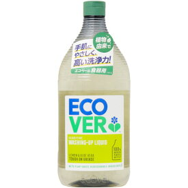 エコベール 食器用洗剤レモン(950ml)【ジョンソン】