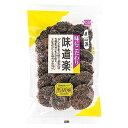 味道楽 黒胡麻せんべい(110g)【健康フーズ】