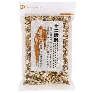 十二穀米(500g)【鳥志商店】