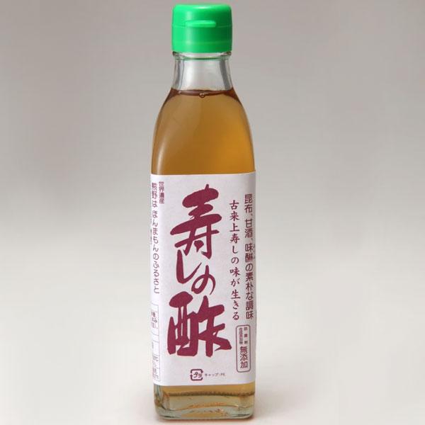 寿しの酢(300ml)【丸正酢醸造元】