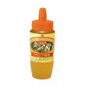 国産アカシア蜂蜜(ポリ)(500g)【健康フーズ】