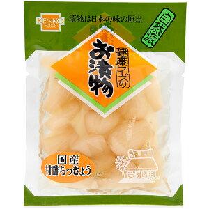 黒酢らっきょう(90g)【健康フーズ】