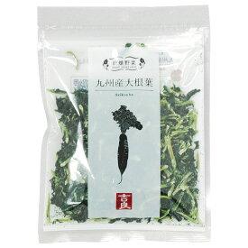 乾燥野菜 大根葉(40g)【吉良食品】