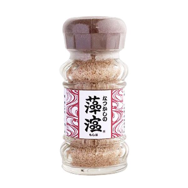【4月新商品】なつかしの藻塩(瓶)(50g)【藻塩工房】