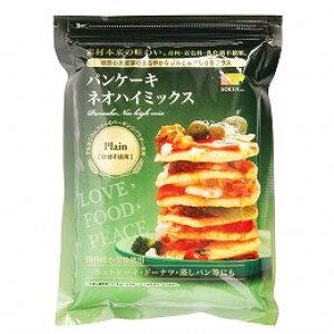 パンケーキ ネオハイミックス 砂糖不使用(プレーン)(400g)【創健社】