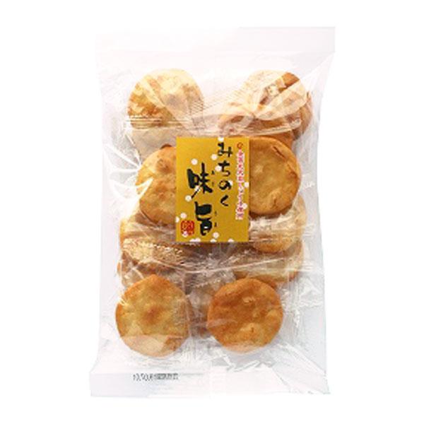 【4月新商品】味旨小丸せんべい 醤油(18枚)【味泉】