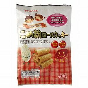 ザ・マルタ・セレクション こめ粉ロールクッキー(10個)【太田油脂】