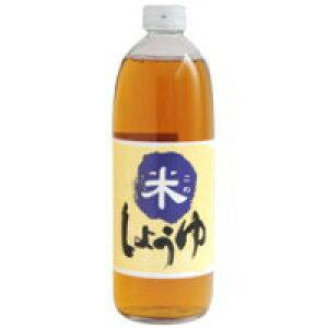 米しょうゆ(500ml)【大高醤油】