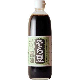 sora豆醤油(500ml)