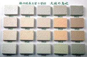 稚内珪藻土塗り壁材【大地の息吹】