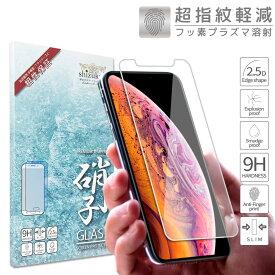 iPhoneXS Max 用 フィルム 日本旭硝子 硬度9H 耐衝撃 ガラスフィルム Nippa社製 密着剤 防指紋 自動吸着 高透過 液晶保護ガラス アイフォンXS max アイフォン Xs max フィルム iphone XS マックス 保護フィルム