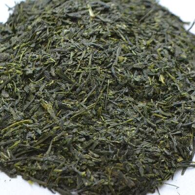 鹿児島と宮崎の深蒸し煎茶「かごみ」の茶葉
