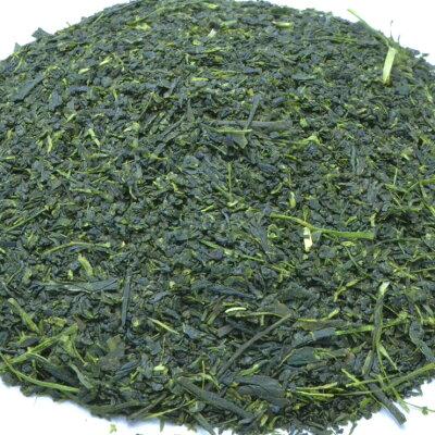 牧之原深蒸し一番茶の茶葉