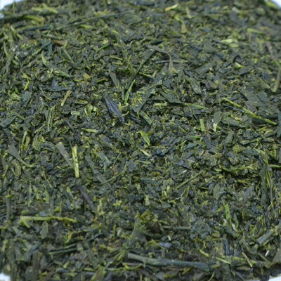 富士宮深蒸し一番茶の茶葉