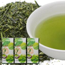 【朝比奈玉露】100g×3袋メール便で送料無料(お茶 緑茶 日本茶の世界 茶葉)【RCP】