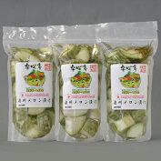 静岡県産メロン漬の3袋セット