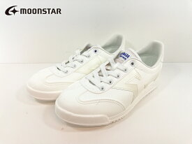 ジャガーシグマ 白靴 通学靴 Moonstar ムーンスター 【レディース】