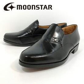 ミスターブラウン Mr.BROWN ムーンスター 1242-100 4E 紳士靴 革靴