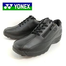 ヨネックス 靴 ウォーキングシューズ LC21 ブラック 3.5E 101 【レディース】