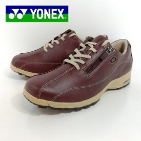 ヨネックス 靴 ウォーキングシューズ LC21 レッド 3.5E 444 【レディース】