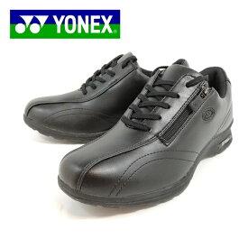 ヨネックス 靴 ウォーキングシューズ LC30W ブラック 黒 4.5E 100 【レディース】