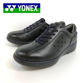 ヨネックス 靴 ウォーキングシューズ LC92-100 ブラック 3.5E 黒 【レディース】