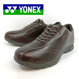 ヨネックス ウォーキング シューズ MC30W 靴 幅広 4.5E ダークブラウン 【メンズ】
