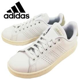 アディダス adidas EE7683 ADVANCOURT LEA U アドバンコート LEA U メンズ ローカットスニーカー カジュアルシューズ レザースニーカー 運動靴 天然皮革 【メンズ】