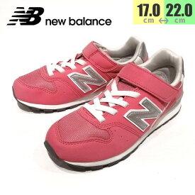 ニューバランス newbalance [NB YV996CPK PINK] スニーカー 通学靴 小学校 【子供・キッズ】