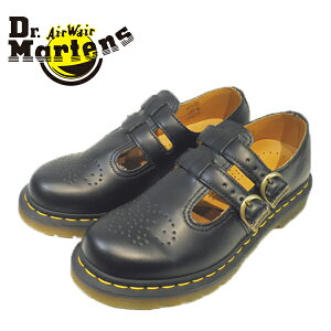 Dr.Martens ドクターマーチン 国内正規品 916001-100 CORE 8065 MARY JANE メリージェーン BLACK SMOOTH 12916001 【レディース】