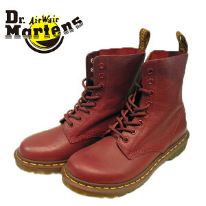 PASCAL 8 EYE BOOT Cherry Red 13512411
