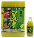 シークヮーサー 100%果汁 360ml【名嘉食品】