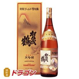 特製ゴールド賀茂鶴 1.8L金箔入り 1800ml ギフト 贈り物 清酒